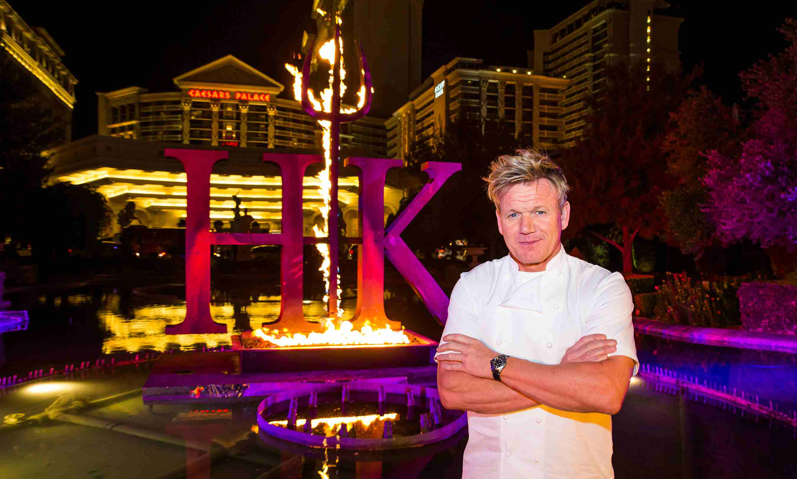 Gordon Ramsay Restaurants in Las Vegas
