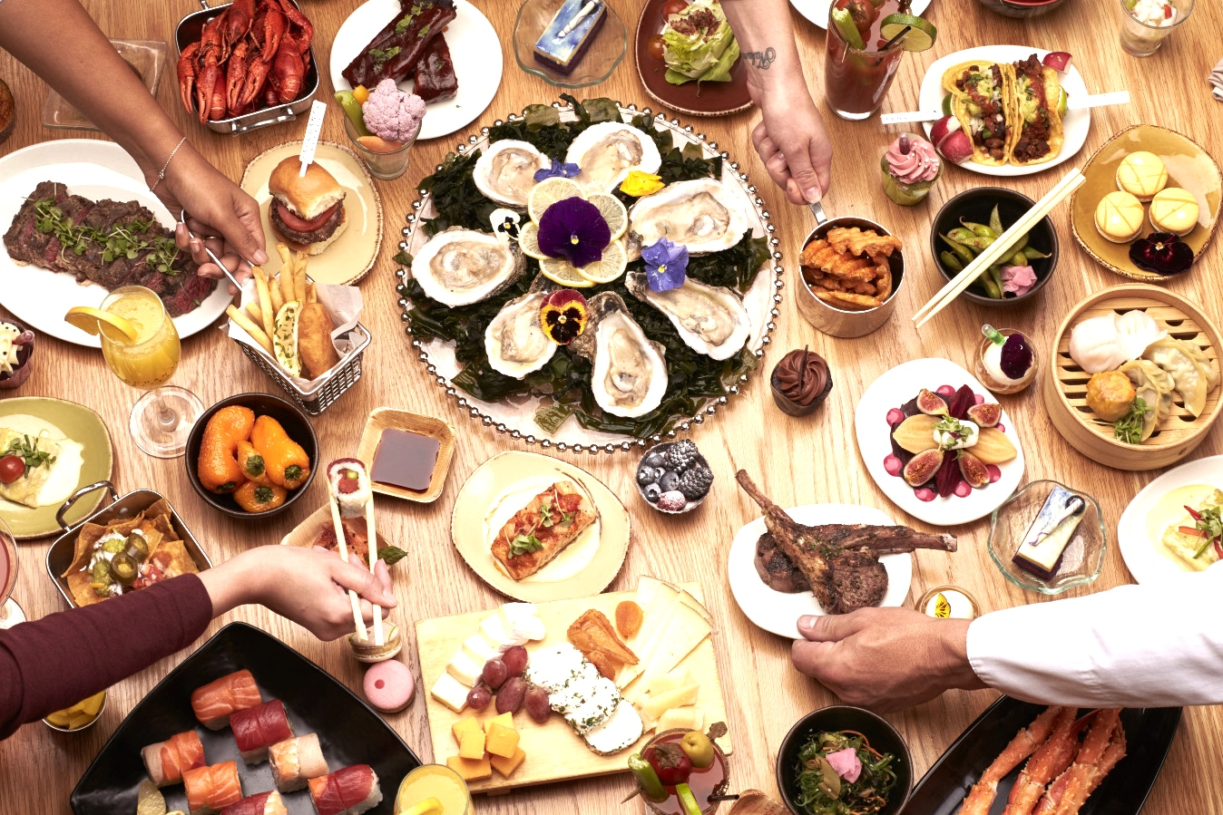 Guide to All-You-Can-Eat Buffets in Las Vegas