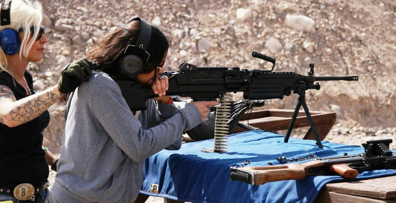 Guide to Shooting Ranges and Gun Ranges in Las Vegas